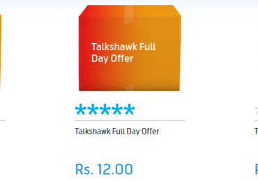 Telenor Talkshawk Free Unlimited Calls Pakistan Package