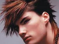 Hair Streaking Tips For Men