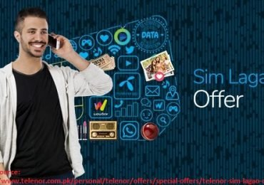 Telenor SIM Lagao Offer 2019