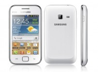 Samsung Galaxy Ace Duos Dual SIM will be available from June 2012
