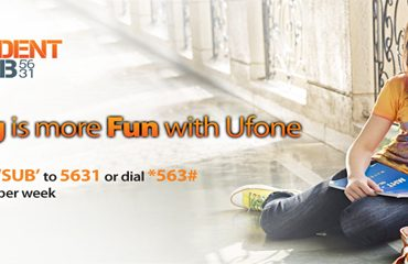 Ufone Brings Student Club