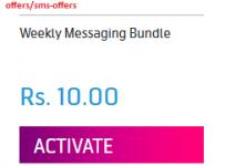 bundles for week