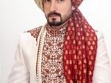 pakistani men wedding sherwani