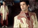 pakistani designer sherwani