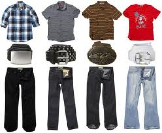 How To Match Clothes for Men