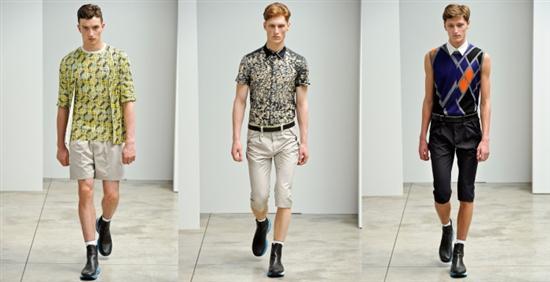 Men Summer Fashion 2013