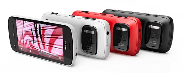 Nokia Pureview 808 Will Be Soon Launched In Pakistan