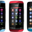 Nokia announces Three New Asha Touch Phones