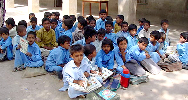 Pakistan Literacy Rate