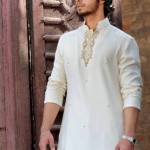 Pakistani Kurta Designs For Men 1