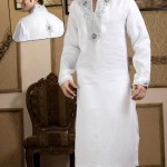 Pakistani Kurta Designs For Men 2