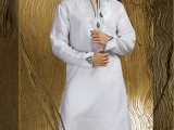 Pakistani Kurta Designs For Men 7