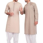 Pakistani Kurta Designs For Men 9