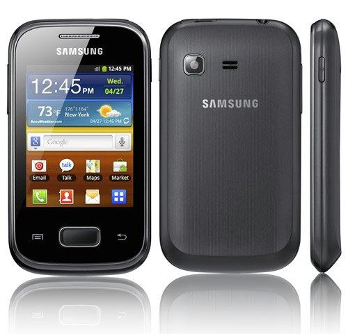 Samsung Brings Galaxy Pocket Smartphone