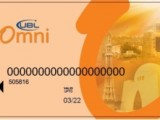 UBL Omni ATM Cards For Mobile Accounts