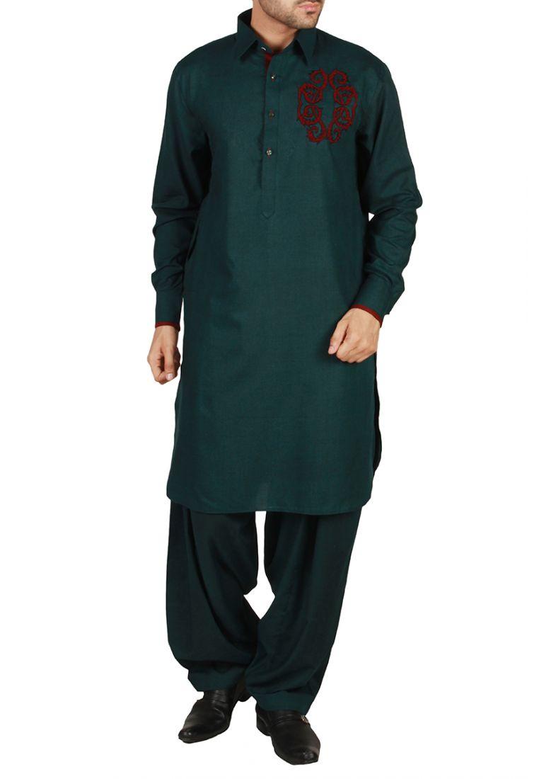 Latest Salwar Kameez Designs For Men 2018