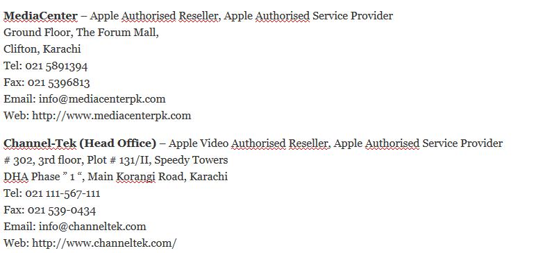 Image Result For Apple Repairing Center In Pakistan