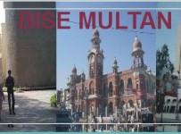 BISE Multan Board Matric Result 2012 10th Class