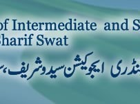 BISE Swat Board Intermediate Result 2012