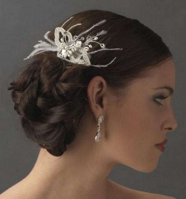 Vintage Wedding Hair Accessories