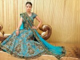 Bridal Lehenga Designs 2014