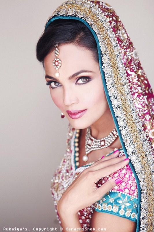 Bridal makeup deals lahore