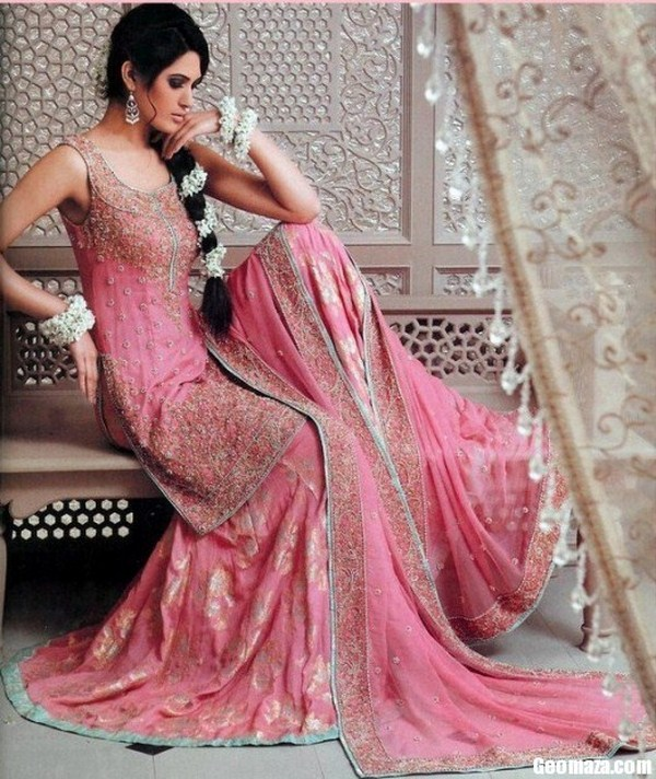 Walima Dresses For Girls 2014 Bridal Walima Dresses 2014