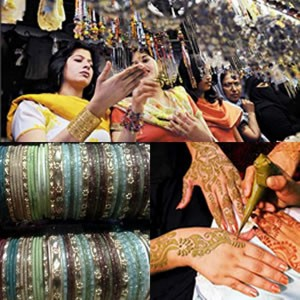Chand Raat Celebration In Pakistan For Eid Festival