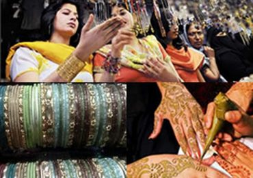 Chand Raat Celebration In Pakistan For Eid Festival