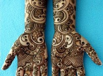 Eid Mehndi Designs For Hands 001