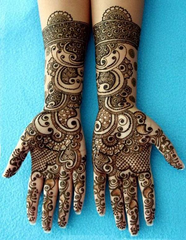 Beautiful Arm Mehndi Designs : Eid mehndi designs for hands