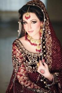 Pakistani Bridal Dresses 2019