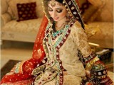 jewelry with pakistani wedding dresses