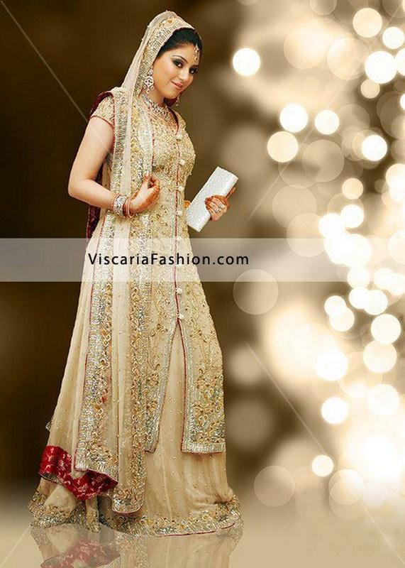Pakistani bridal dresses 2018 for Online pakistani wedding dresses