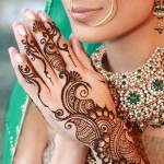 Pakistani Bridal Mehndi Designs 2012 001