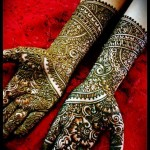 Pakistani Bridal Mehndi Designs 2012 003