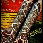 Pakistani Bridal Mehndi Designs 2012 004