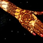 Pakistani Bridal Mehndi Designs 2012 005