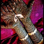 Pakistani Bridal Mehndi Designs 2012 006
