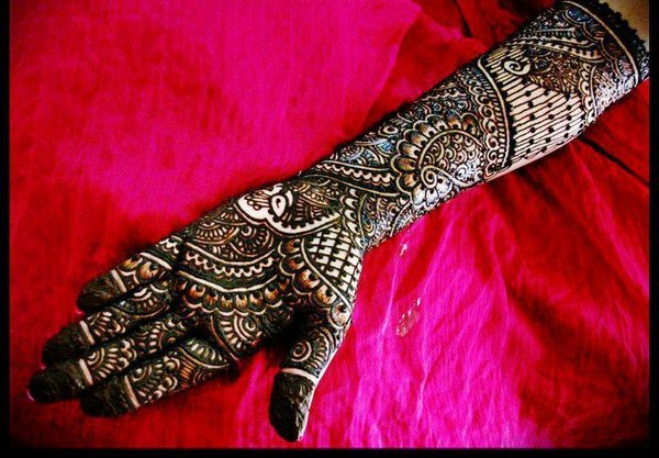 Easy Bridal Mehndi Patterns : Hd mehndi designs arabic for wedding patterns