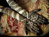 fancy mehndi designs for wedding