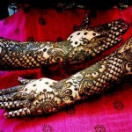 Pakistani Bridal Mehndi Designs 2012 009