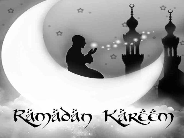 Ramadan Scraps for Orkut, Facebook and Twitter