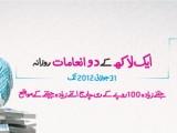 Telenor Talkshawk Crorepati Offer