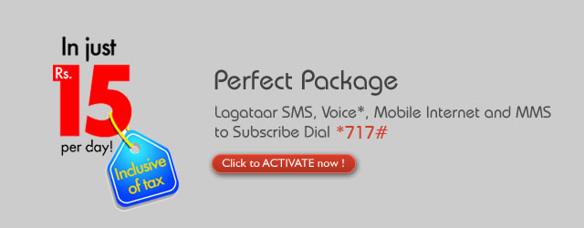 Zong Perfect Package