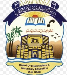 BISE DG Khan Board 9TH Class Result 2014