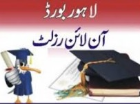 BISE Lahore Board Matric Result 2013