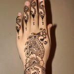 Arabic Mehndi Designs 001