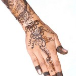 Arabic Mehndi Designs 0013