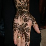 Arabic Mehndi Designs 0014